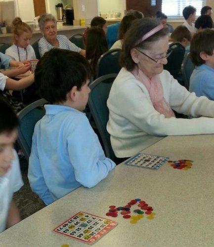 Bingo and card games